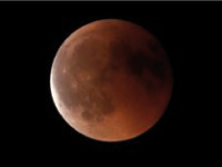 Eclipse total da Lua