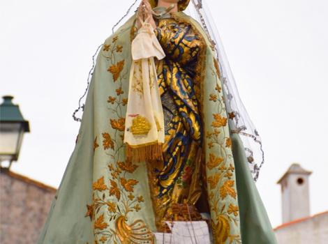 Festa de Nossa Senhora da Boa Viagem distinguida  com o Selo de nomeada enquanto candidata à edição  das 7 Maravilhas da Cultura Popular®