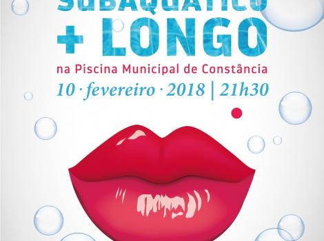Dia dos Namorados assinalado em Constância com Beijo Subaquático + Longo | inscrições abertas