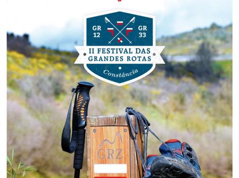 II Festival das Grandes Rotas e Semana do Turismo Ativo de 9 a 17 de setembro em Constância