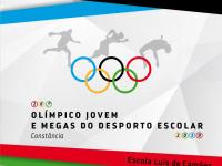 Dezenas de crianças e jovens  no 26º Olímpico Jovem e Megas do Desporto Escolar em Constância