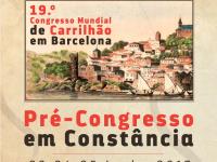 Pré-Congresso Mundial de Carrilhão em Constância