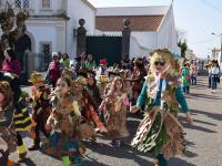 Carnaval das Escolas do Concelho  saiu à rua nesta sexta-feira, 24 de fevereiro