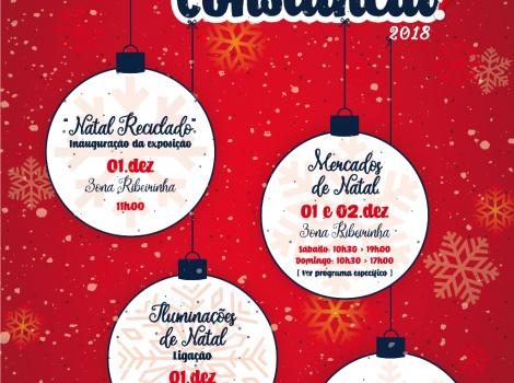 Natal em Constância | Celebrar e época, dando mais vida à vila!