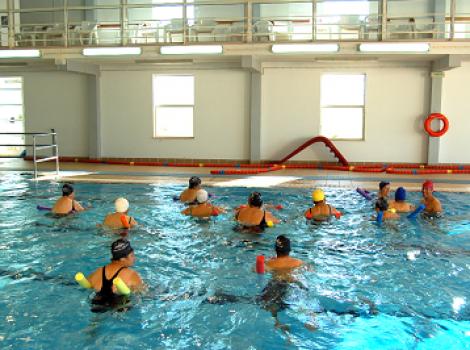 Constância dá início à época desportiva 2020/2021 Aquasenior, Escola Municipal de Natação e Ginásio Municipal