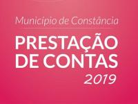 Câmara Municipal de Constância aprovou Prestação de Contas Município reduz a dívida e apresenta saldo de 458.609,94€